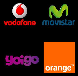 Servicios - Operadores móviles